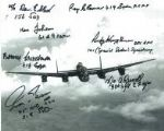 WW2 Pilots (7 Autographs) - Genuine Signed Autograph 7747